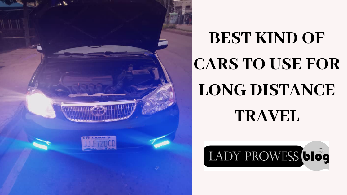 Best Cars for long distance travel